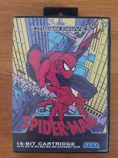 SPIDER-MAN FOR SEGA MEGA DRIVE (COMPLETE IN BOX)