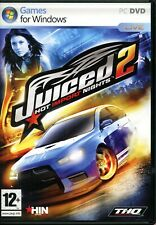 JUICED 2 Hot Import Nights - Brand New in DVD Box - PC Street Racing