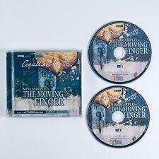 The Moving Finger - Agatha Christie (CD-Audio 2006) Full Cast Dramatisation