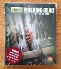 """Authentic """"The Walking Dead"""" TV Series Pop-Up Book - NEW"""