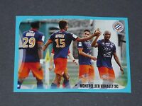 N°509 PAILLADE MONTPELLIER HERAULT SC MHSC MOSSON PANINI FOOT 2016-2017 FOOTBALL