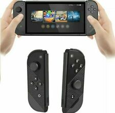 New For Nintendo Switch Console - Joy Con (R) (L)  Controller -- Black