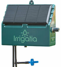 Irrigatia SOL C12 Solar Power Watering System Easy Greenhouse Garden Irrigation
