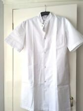 Nurses Uniforms Scrub White Tunic Medical, Vet, Dentist, Carers,Healthcare GB18