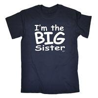 Funny Kids Childrens T-Shirt tee TShirt - Im The Big Sister