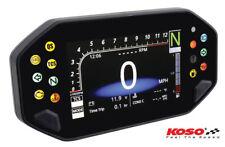 Koso Tacho RX4 passend für Yamaha MT-07 MT-09 XSR 700 XSR 900 Multifunftionsgerä