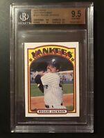 Reggie Jackson 2013 Topps 1972 Minis #TM71 BGS 9.5 Yankees MLB Baseball Mint