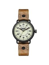 Mens Barbour International Fowler Watch BB022GDBR