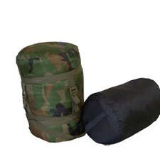 Modular Sleeping Bag US Army Military Style Woodland Blanket Sleep System Hiking