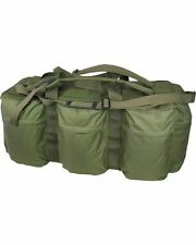 Olive Green Tactical Assault Holdall 100L Tool Kit Bag Deployment Military