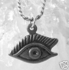 LOOK 2365 Sterling Silver milagros Charm Focus eye sight
