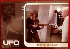 UFO - Individual Base Card #069 - Kill Straker! - Testing The Mind - Cards Inc.