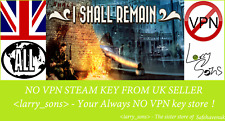 I Shall Remain Steam key NO VPN Region Free UK Seller