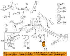 GM OEM Rear-Valve Solenoid 15910357