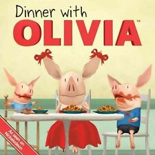 Dinner with OLIVIA-ExLibrary