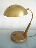 Rare MID CENTURY Modernist DESK LIGHT Table Lamp TYNELL Stilnovo SARFATTI Era