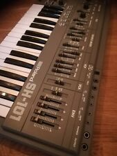Roland SH-101 vintage analog Synthesizer.