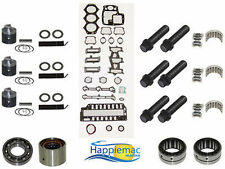 "Chrysler Force 90 HP SportJet 3.375"" Powerhead Rebuild Kit Piston Gasket 96-98"