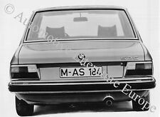 ~1975 BMW 5ER 5X PRESSEBILD PRESS FACTORY PICTURE BILD PHOTO ORIGINAL