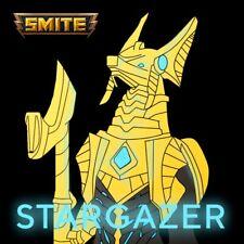 Smite Stargazer Anubis skin code and God, Digital Region Free Key, fast delivery