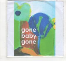 (HM96) RW Conway-Jones, Gone Baby Gone - DJ CD