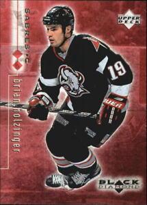 1998-99 Black Diamond Hockey Insert Cards (A3493) - You Pick - 10+ FREE SHIP