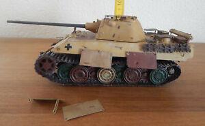 Tamiya Verlinden Airfix 1/35 ???   2WW deutscher Panzer Fahrzeug Nr.53 Bastler