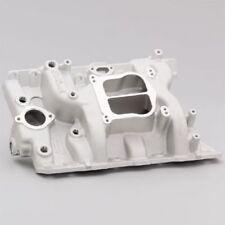 Edelbrock 2156 Performer Intake Manifold Satin For 65-79 Pontiac 326-455 V8