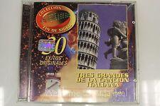 30 Exitos Originales Tres Grandes de le Cancion Italiana 2 CD's 1999 BMG