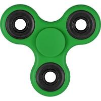 Tri Fidget Spinner - Finger Spielzeug in Grasgrün - Anti Stress Finger Toy