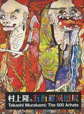 Takashi Murakami 2016 Exhibition Catalogue Art Book The 500 Arhats FS Kaikai