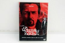 LA ÚLTIMA NOCHE - SPIKE LEE - DVD - EDWARD NORTON