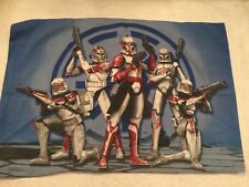 Star Wars THE CLONE WARS Storm Trooper  PILLOW CASE PILLOWCASE