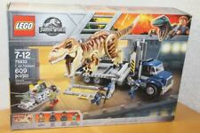 LEGO JURASSIC WORLD 75933 T. REX TRANSPORT SET NEW SEALED RETIRED PACKED WELL