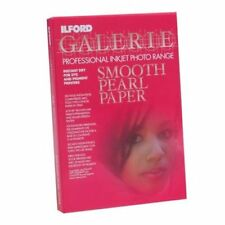 Ilford Galerie 4 x 6 Inch Smooth Pearl Paper 30 Sheets