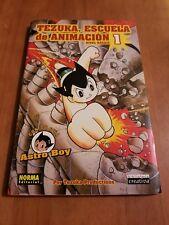 Tezuka. Escuela de Animacion Nivel Basico 1(Astro Boy)