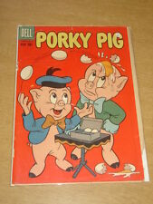 PORKY PIG #71 FR (1.0) DELL COMICS AUGUST 1960
