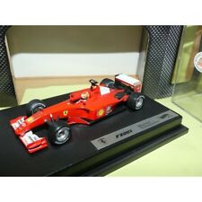 Ferrari F2001 Michael Schumacher Hot Wheels 50213 1/43 Miniature
