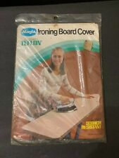 Vintage Ironing Board Cover Magla Coated 1970s Design Nos Sealed 1980s 733