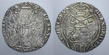 GROSSO 1492-1503 ROMA RARO ALESSANDRO VI STATO PONTIFICIO
