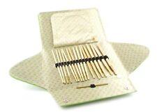 addi click Bamboo Interchangeable Knitting Needle set