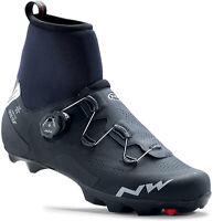 Northwave Raptor Arctic GTX MTB Mens Winter Cycling Boots - Black