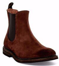 $328 NIB Frye William Chelsea Men`s Leather Brown Boot Shoe Sz 8