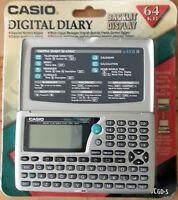 CASIO SF-4700C AGENDA DIGITAL 64KB - VINTAGE RETRO