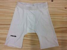 Reusch Soccer Non Padded Compression Men's Short,White,Xl