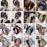 Fashion Women Bow Cross Wide Hairband Elastic Hoop Headband Twist Knot Hair Band