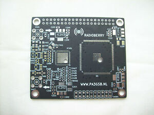 PCB for Radioberry V2.0 beta4 All Mode SDR HF Transceiver PA3GSB 4 layer board