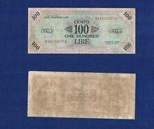 Banconota da 100 AM Lire
