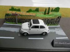 1/43 Fiat 595 Abarth 2 serie weiß