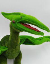 Pterodactyl Green Dinosaur Gund Plush Toy Doll 29 Inches Long
